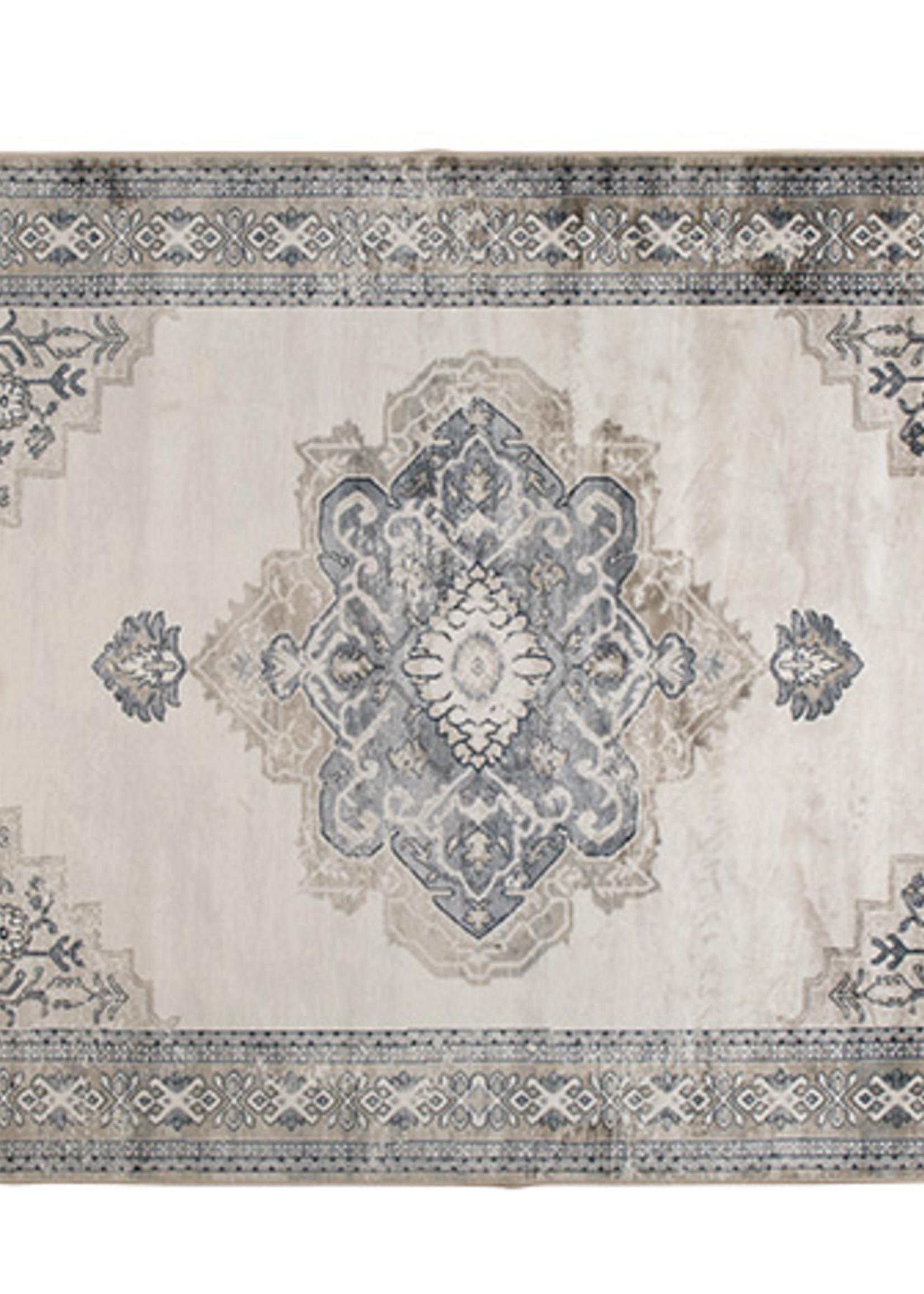 Zuiver Carpet mahal grey liver 200x300