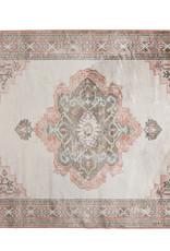 Zuiver Carpet mahal pink olive 170x240