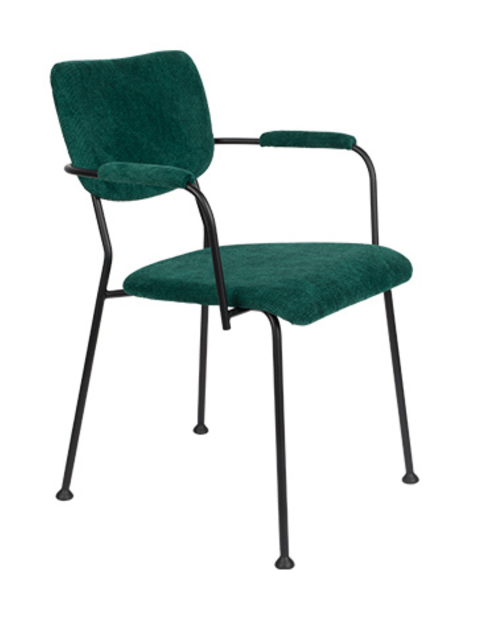 Zuiver Chair Benson Green
