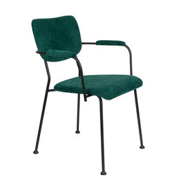Zuiver Chair Benson Green