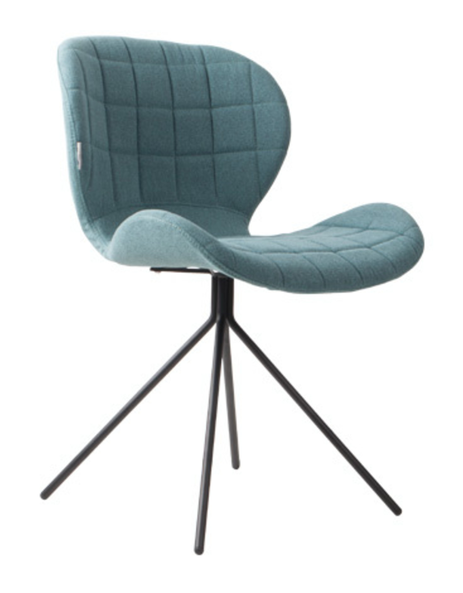 Zuiver chair OMG blue