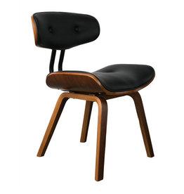 Dutchbone Chair Blackwood Walnut