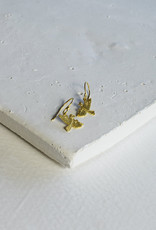 By Bar Amsterdam PD Bird Earring One Size Gold