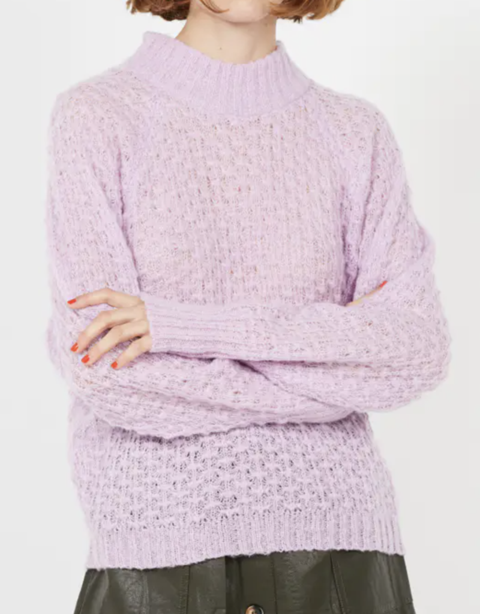 Frnch Pull Norhen lilas