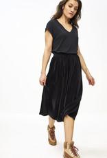 By Bar Amsterdam Suus plisse skirt - midnight