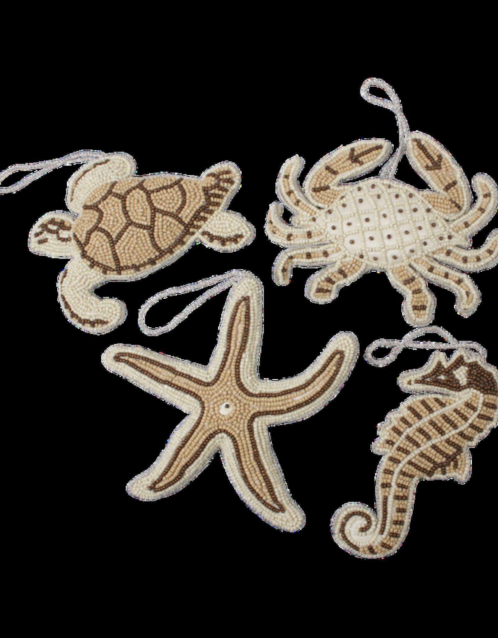 A La X-mas hanger beads ocean A La