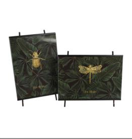 Fotolijst Insect 10x15 zwart a2 metaal 10x18.5x1cm