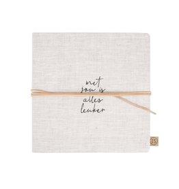Zusss Vriendinnenboek met jou linnen