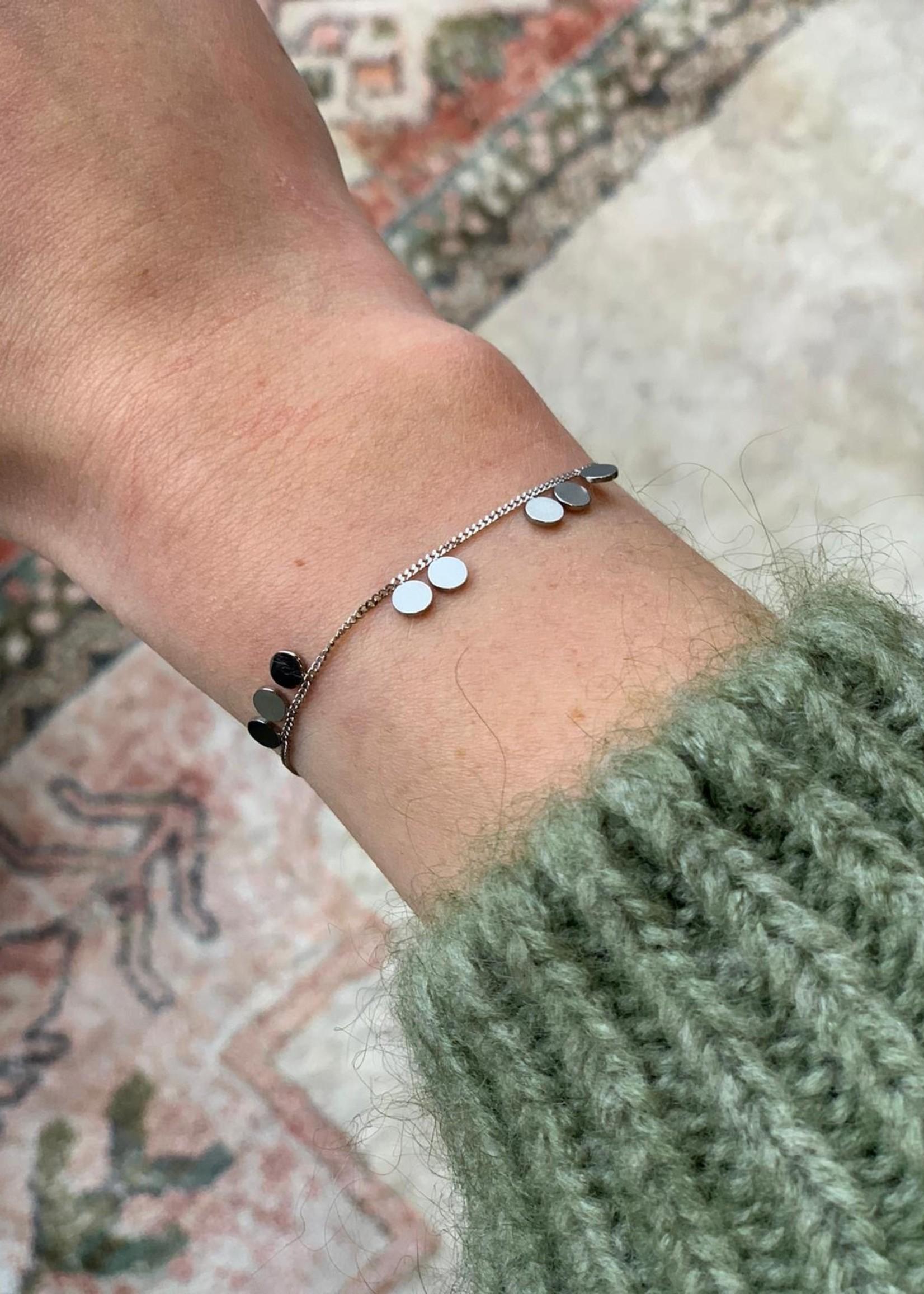ZAG Bijoux Bracelet - Acier uni