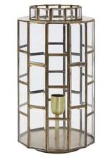 Light & Living Tafellamp antiek brons 24x45