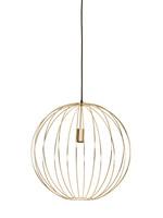 Light & Living Hanglamp Suden Glans Goud