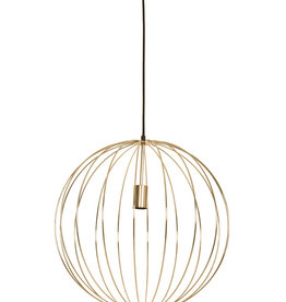 Light & Living Hanglamp Suden Glans Goud