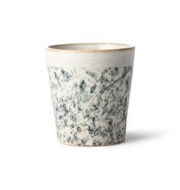 HK living 70's Ceramic coffee mug: Hail