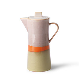 HK living 70's Ceramics: Coffee Pot Saturn