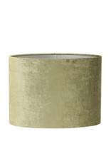 Light & Living Kap ovaal recht 58-58-27 cm GEMSTONE olive