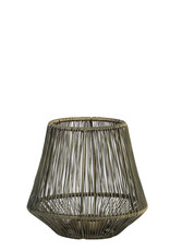 Light & Living Theelicht Ø15x13,5 cm VITU antiek brons