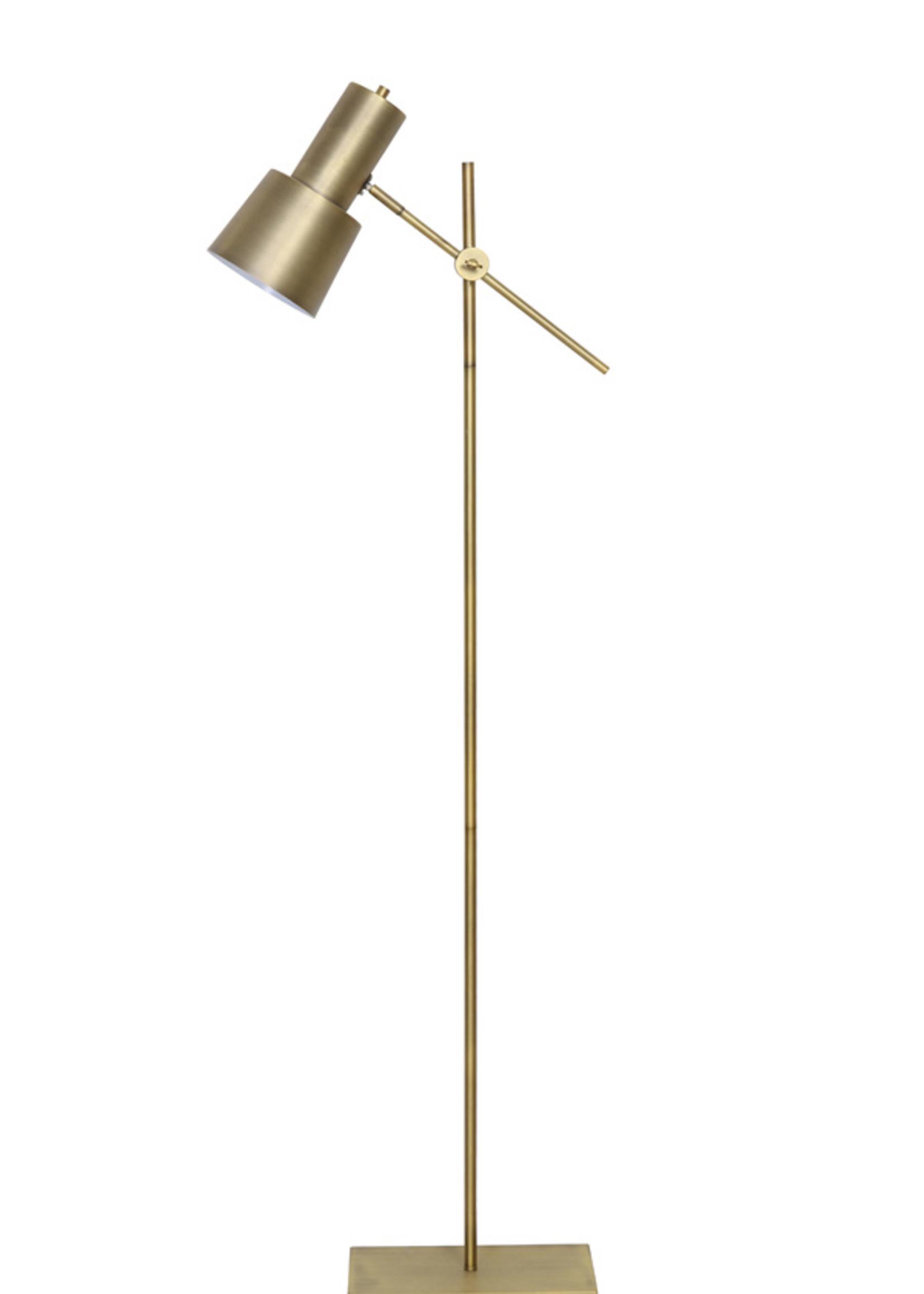 Light & Living Vloerlamp 31x19x141-155 cm PRESTON antiek brons