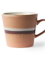 HK living 70's ceramics: cappuccino mug, stream