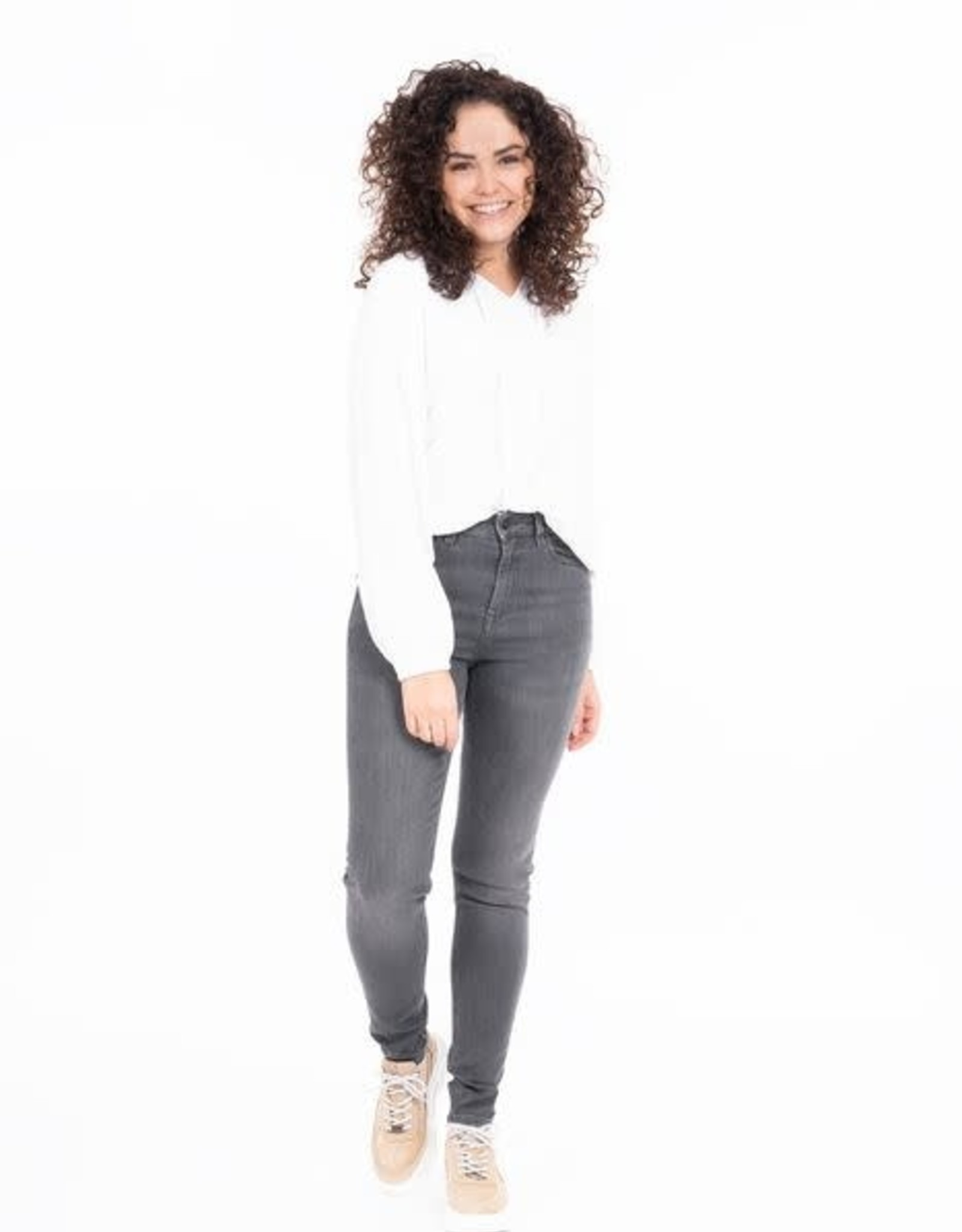 Zusss Fijn blouseje wit