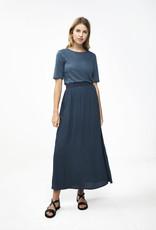 By Bar Amsterdam Emelie Skirt Oil Blue