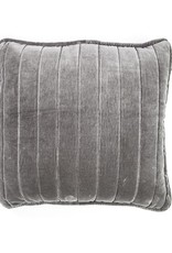 By Boo Pillow Lucy 45x45cm silver