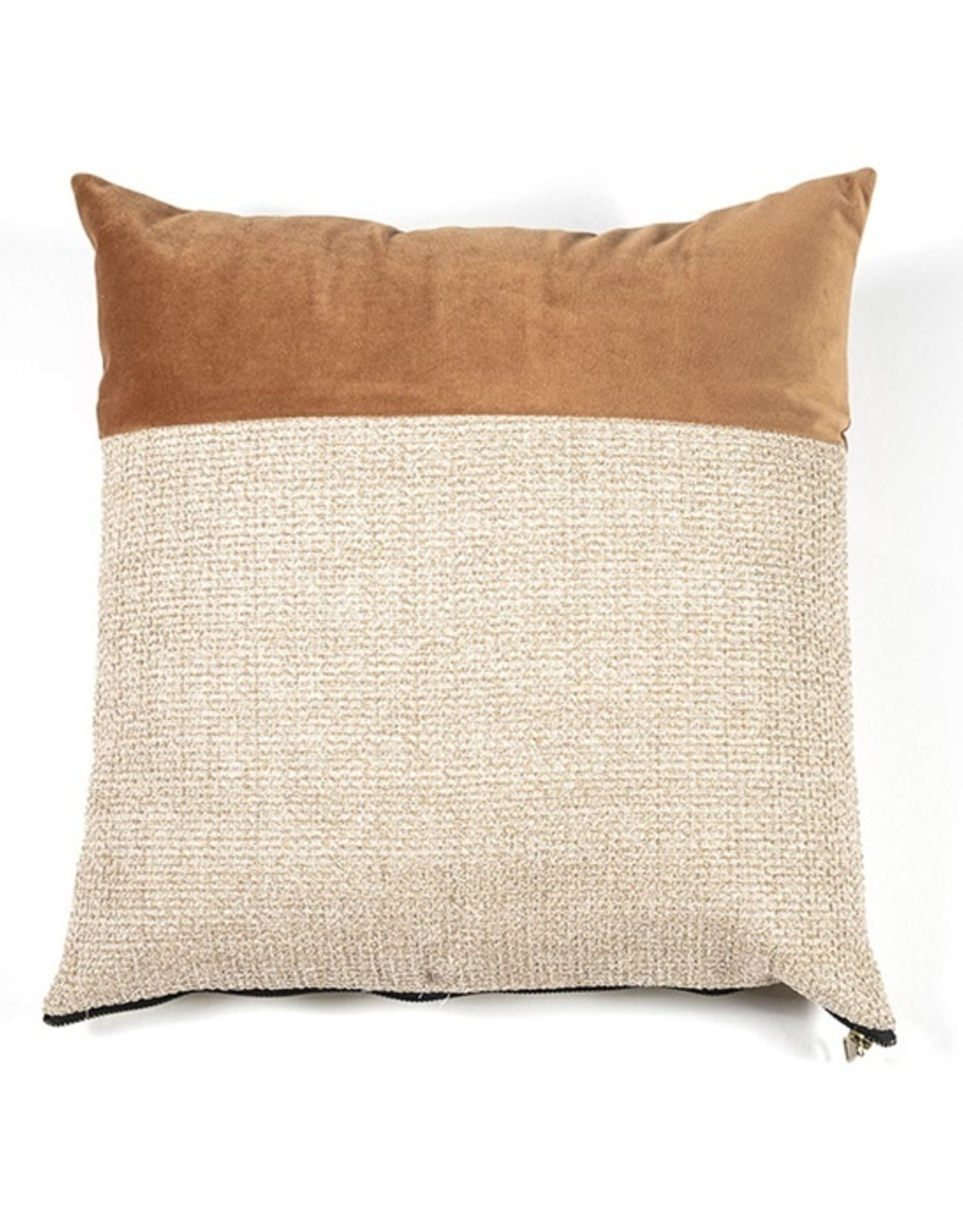By Boo Pillow Nett peach/beige