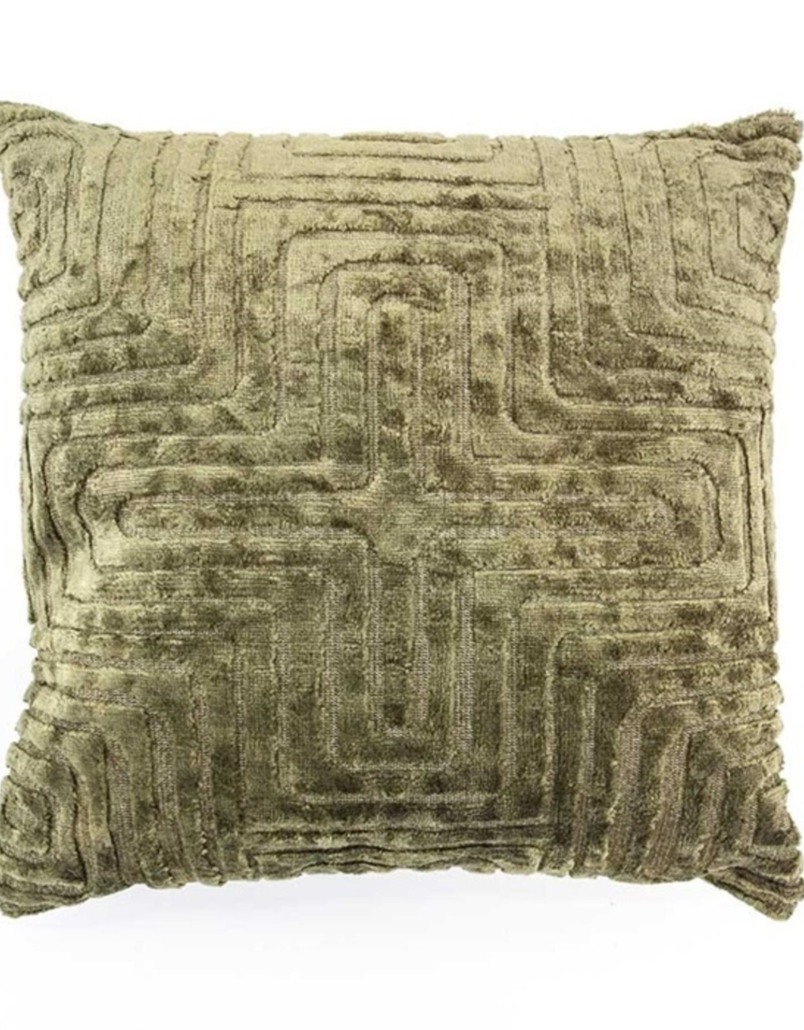 By Boo Pillow Madam 35x55cm green