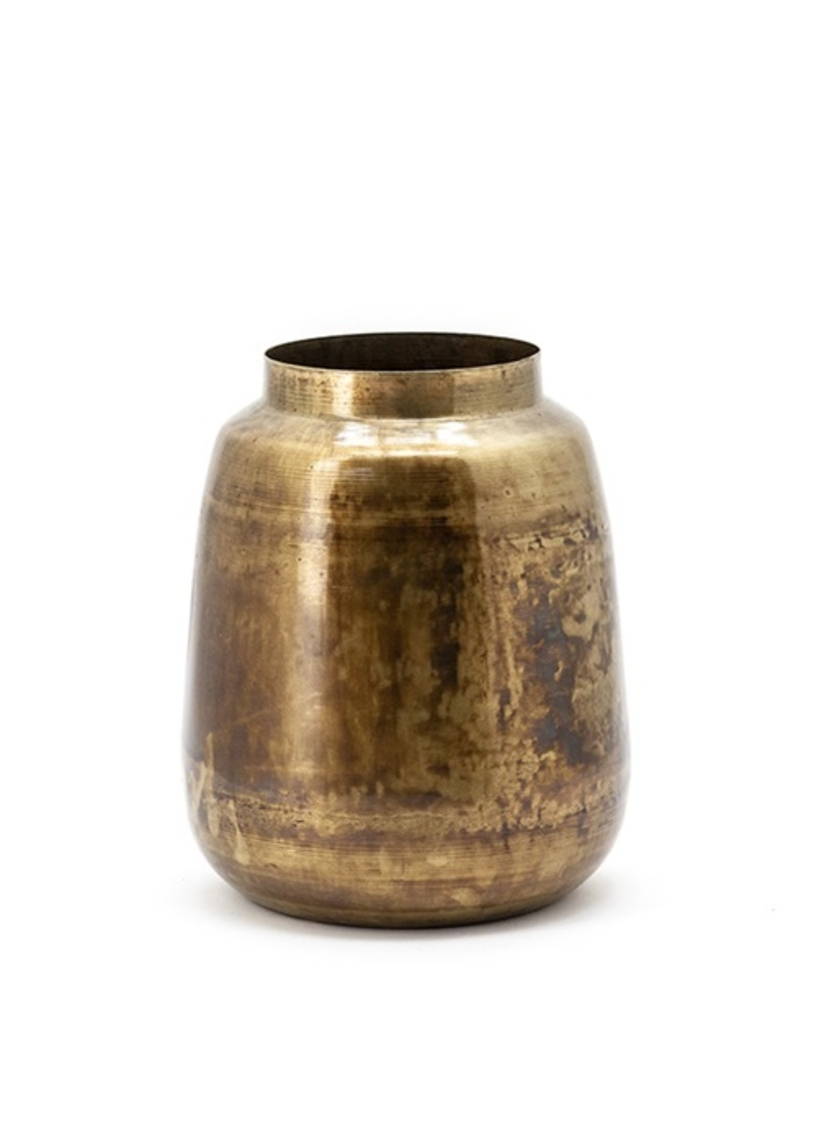 By Boo The Nile vase 2 gold