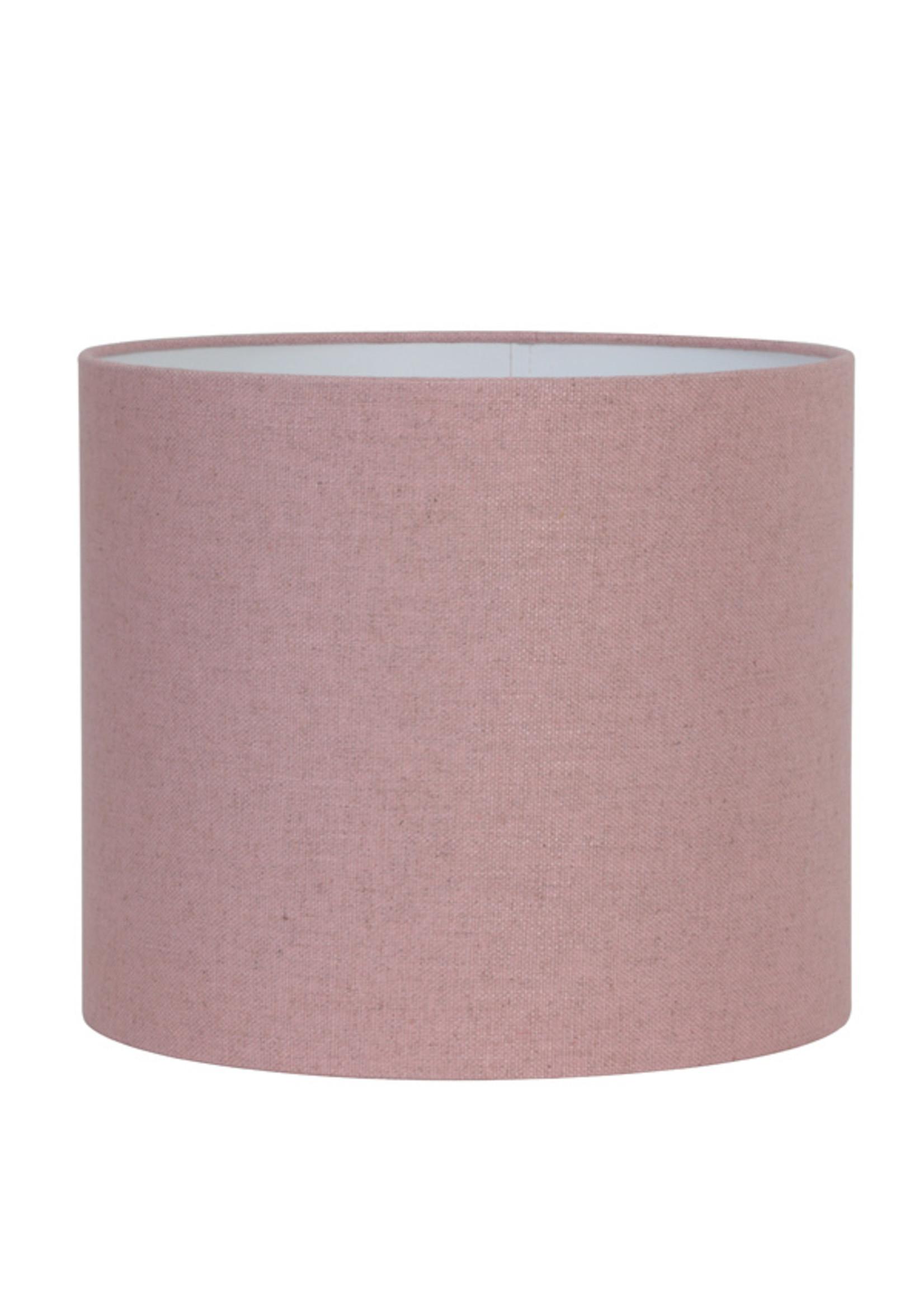 Light & Living Kap cilinder 35-35-30 cm LIVIGNO roze