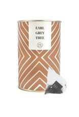 Zusss Thee in luxe koker earl grey kaki