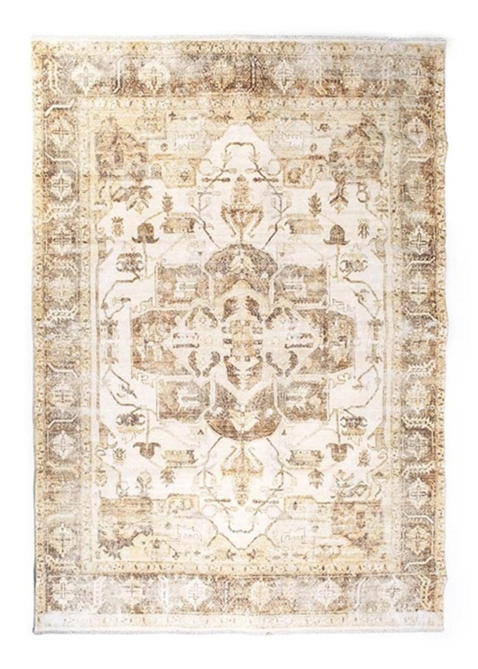 By Boo Carpet Alix Green 200x290cm