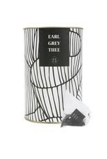 Zusss Thee in luxe koker earl grey wit
