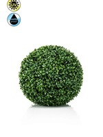 Emerald Eternal Green Boxwood mini leaf ball UV d38cm