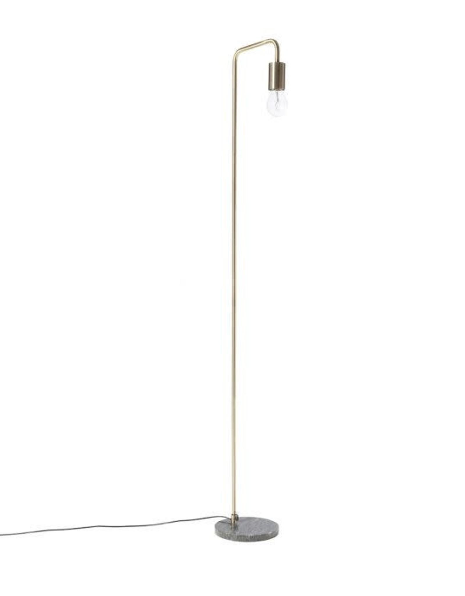Riverdale Floor lamp Marble Grey 138cm