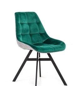 Moods Collection Eetkamerstoel Giulia Monaco green
