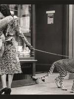 MondiArt Woman with cheetah 24/30