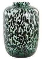 Light & Living Kobala 24x34 glas groen zwart
