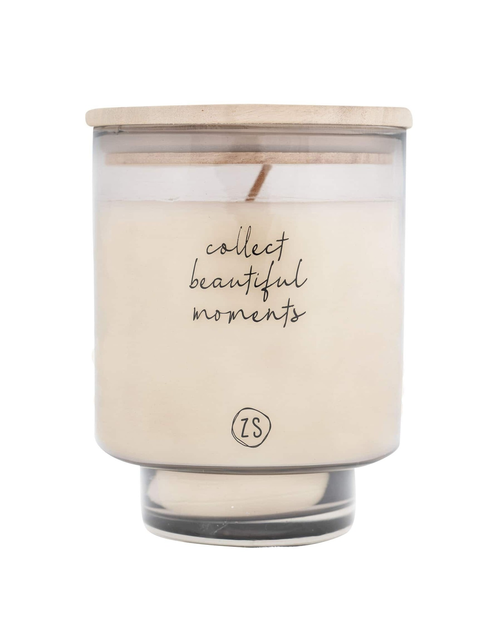 Zusss Geurkaars in glas collect moments