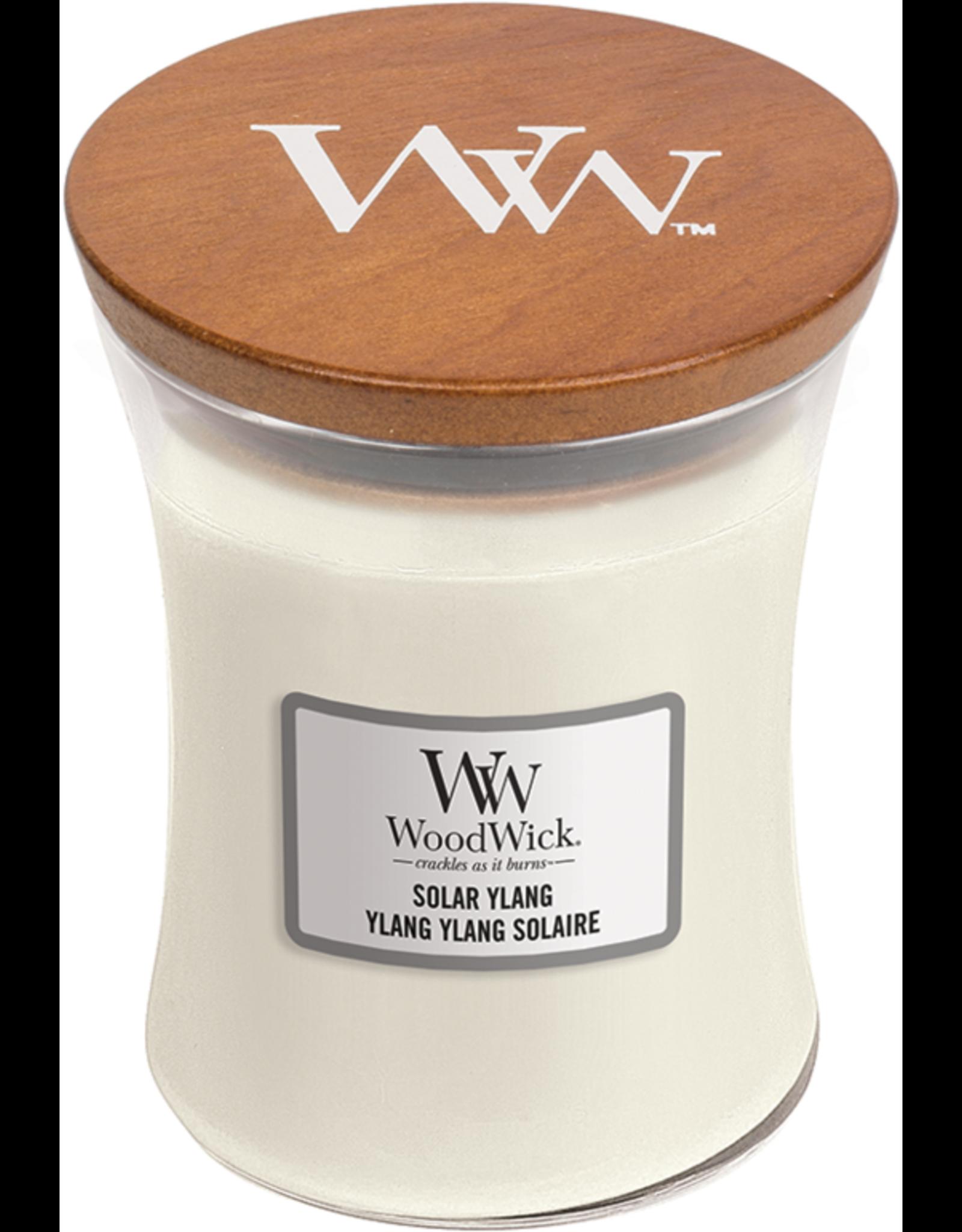 Woodwick Woodwick Solar Ylang Medium Candle