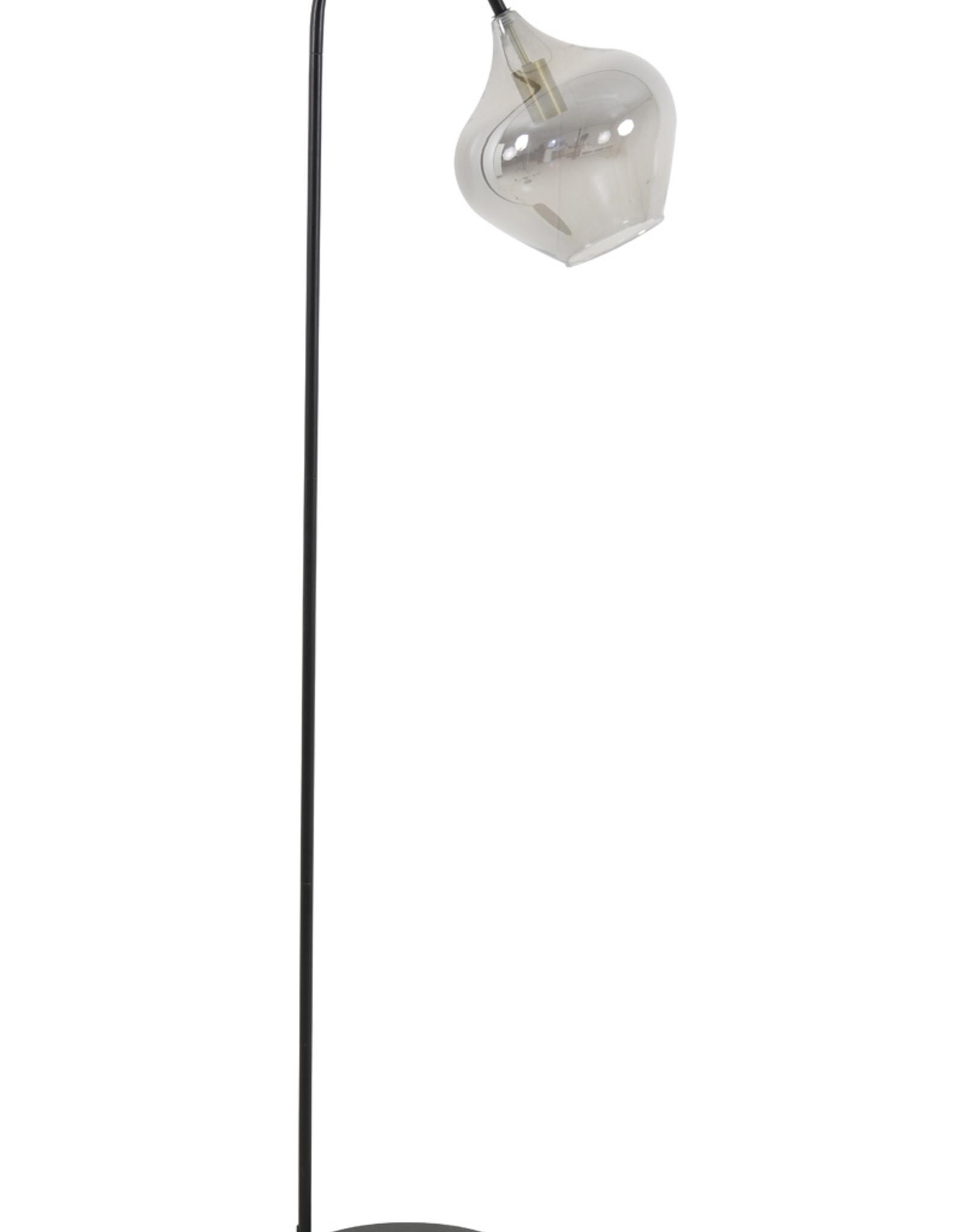 Light & Living Vloerlamp 45x28x160cm RAKEL antiek brons