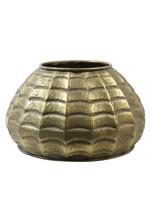 Light & Living Pot deco dia 41x24 cm telessa antiek goud