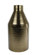 Vaas Lara L goud metaal 20x20x41