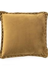 By Boo Pillow Minx 45x45 cm ocher