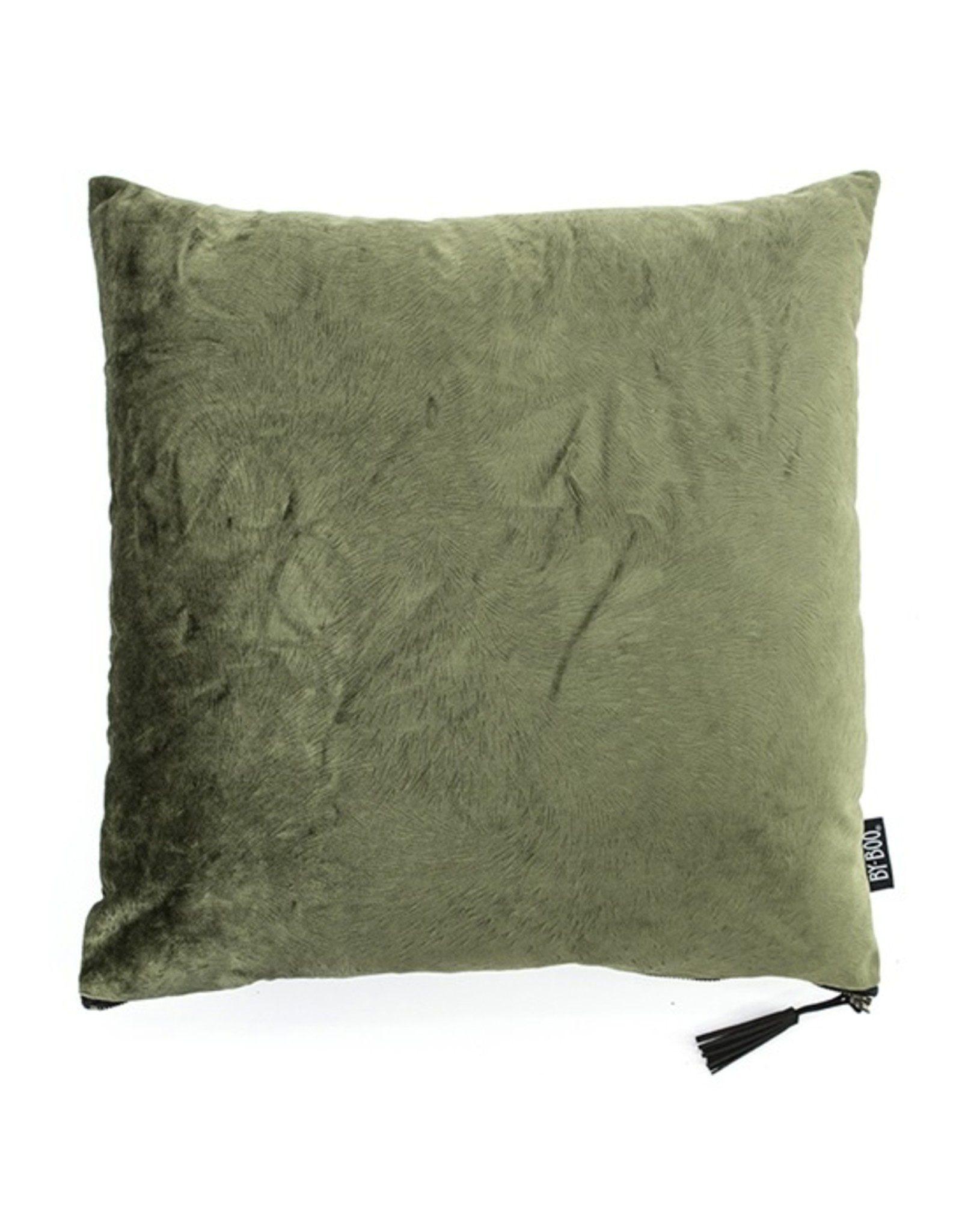 By Boo Pillow Patience green