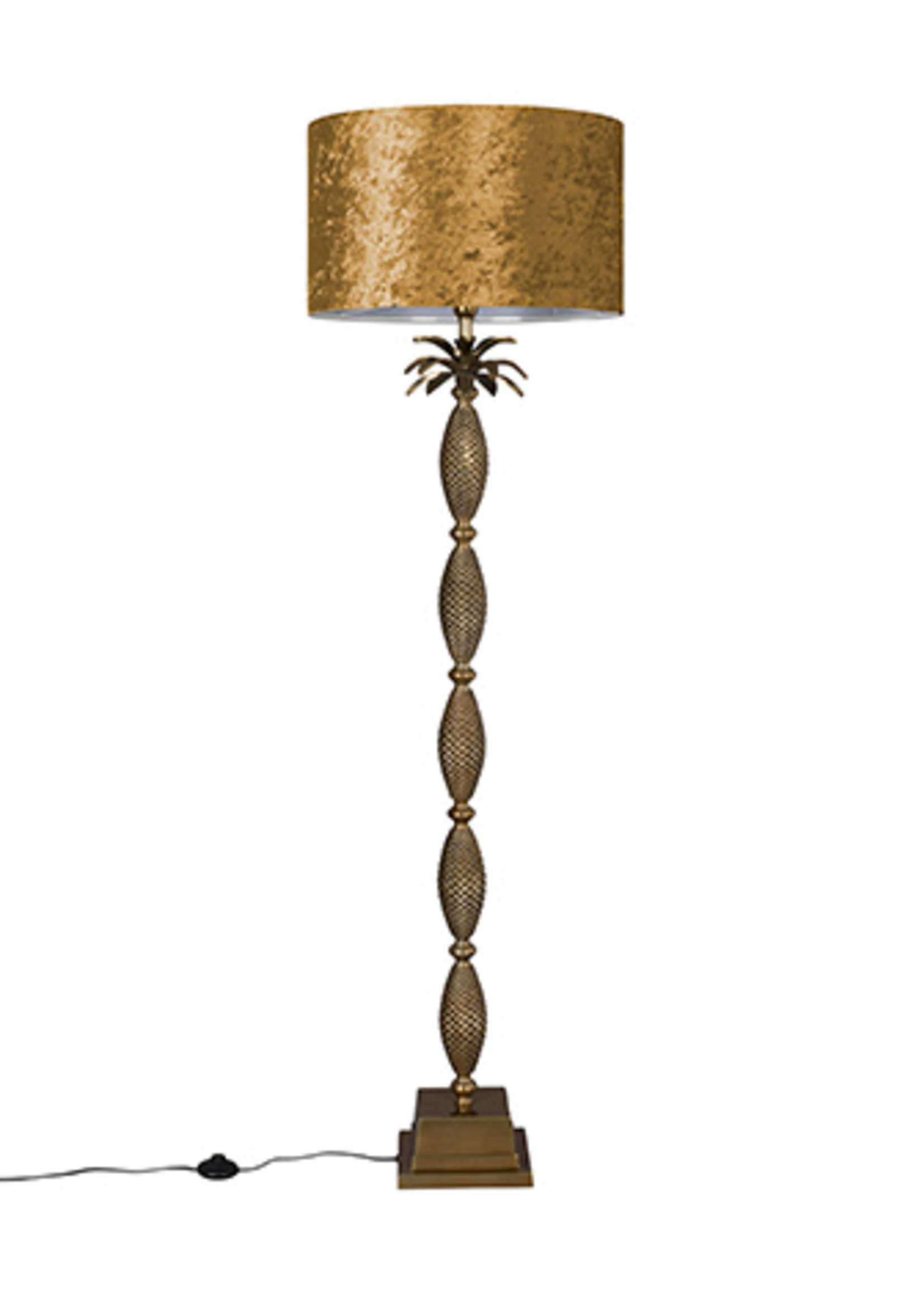 Dutchbone Body floor lamp pina