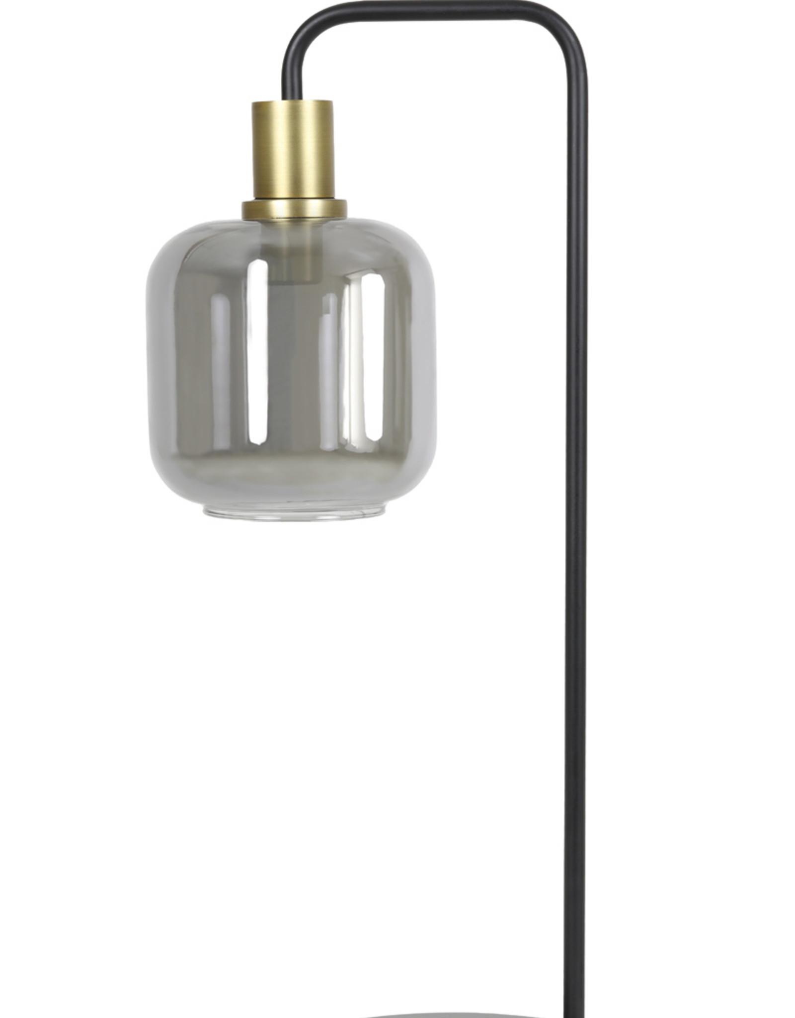 Light & Living Tafellamp LEKAR antiek brons