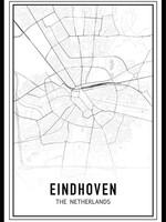 WIJCK Eindhoven citymap 60/80