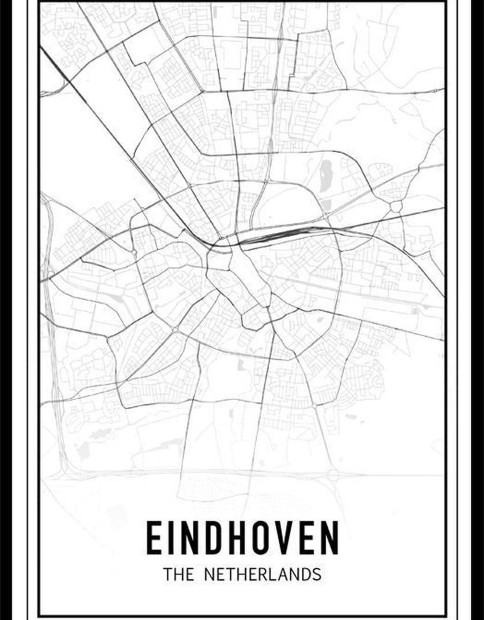 MondiArt Eindhoven citymap 60/80