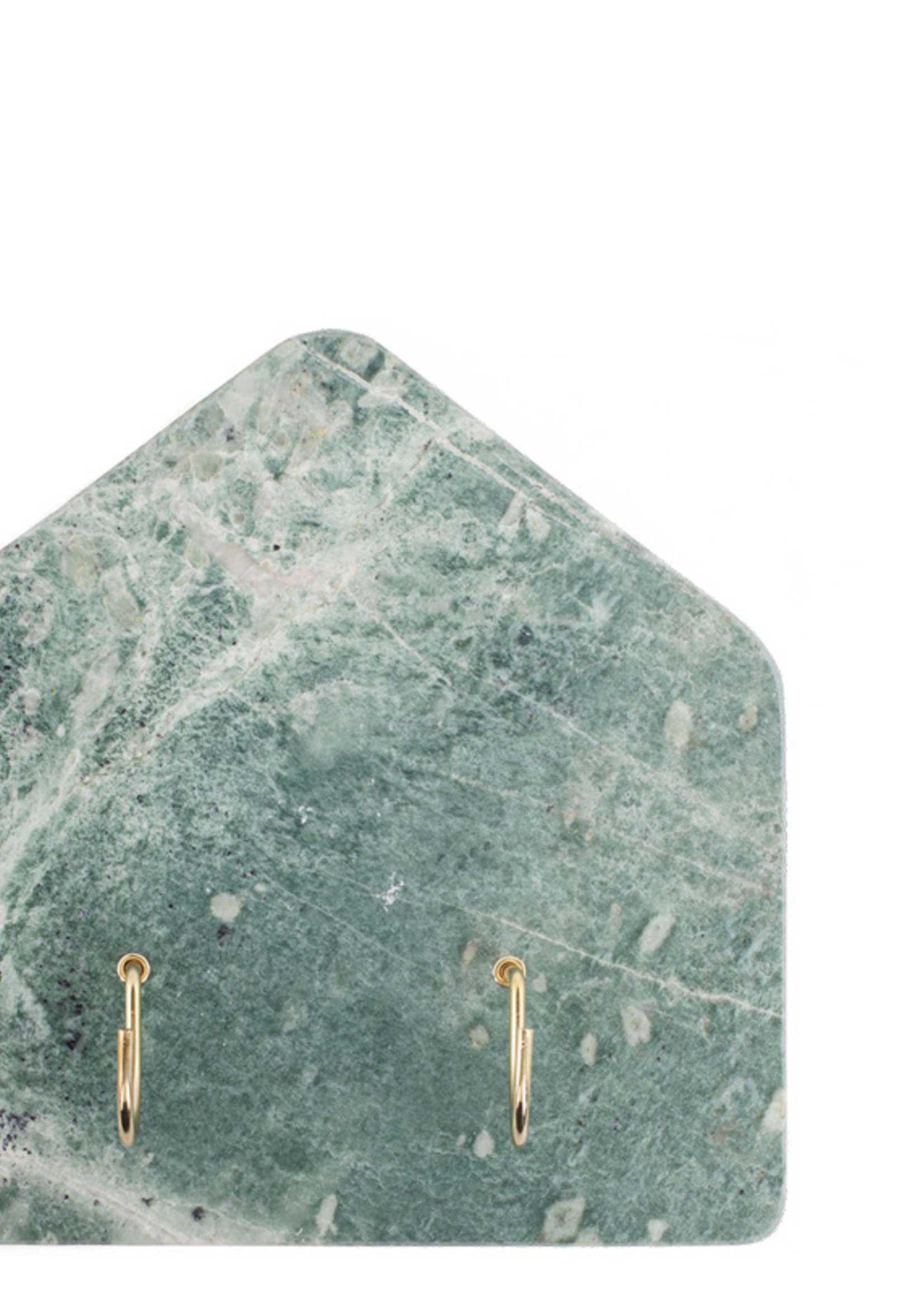 Lifestyle Marble hook 2 green