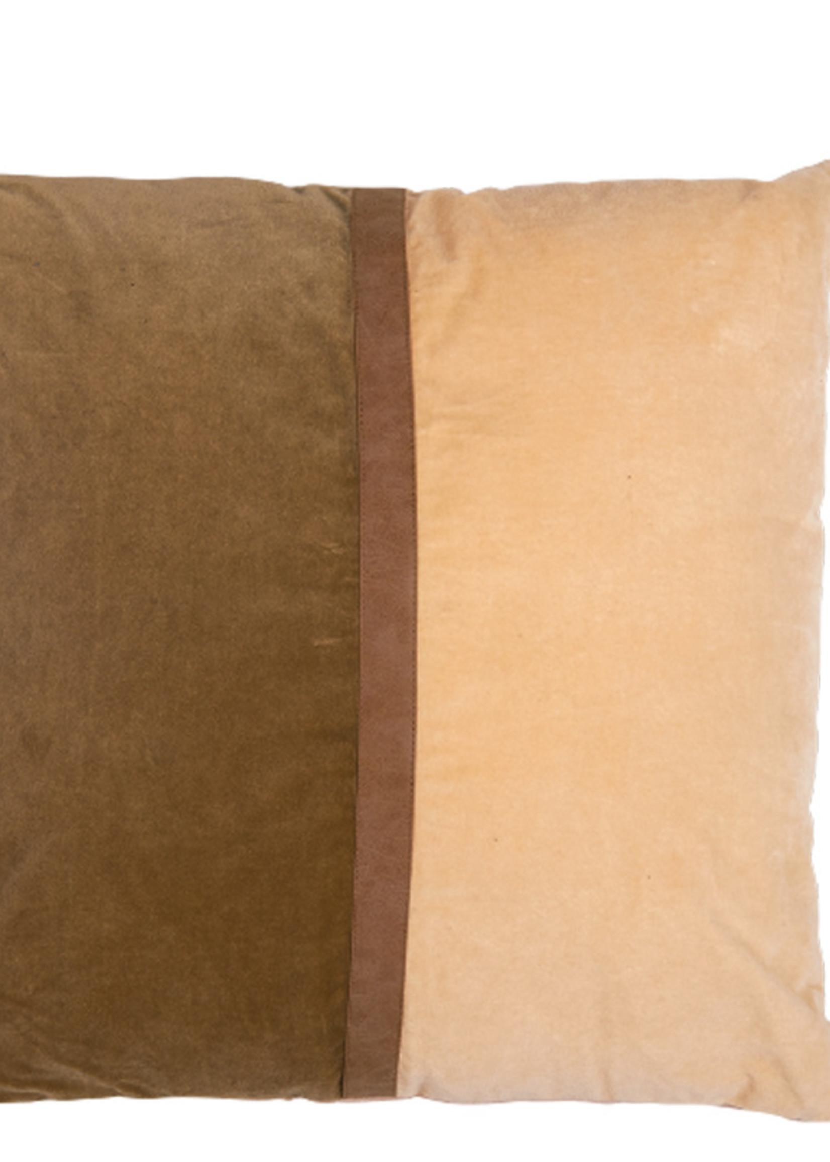 Lifestyle Amoke pillow 50x50 green